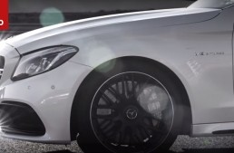 Mercedes-AMG C 63 Coupe comes to life in first video trailer