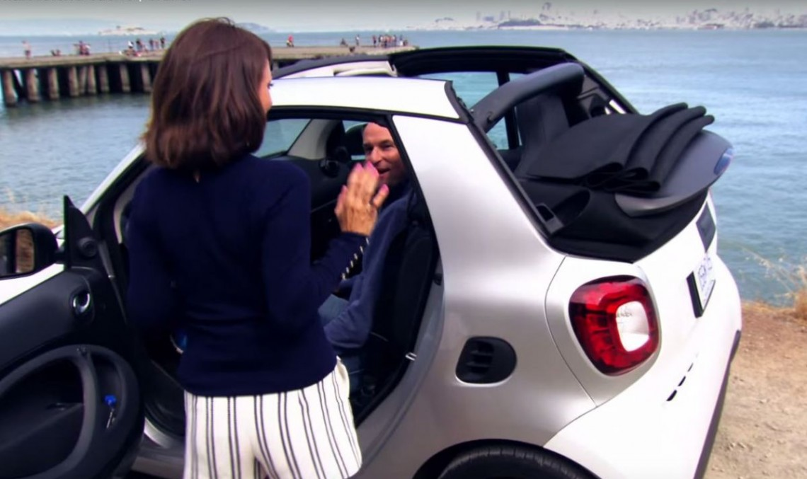 All-new smart fortwo Cabrio revealed in first video teaser