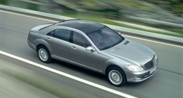 This might be the best time to get a W221 S-Class, says carscoops.com