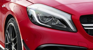 Mercedes-AMG A 45 4MATIC,