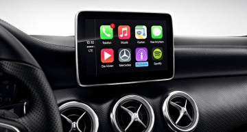 Apple CarPlay Smartphone Integrationspaket