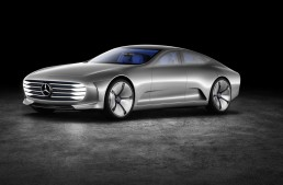 The Transformer – The Mercedes-Benz IAA Concept revealed in Frankfurt