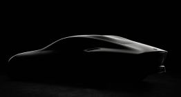 Mercedes-Benz IAA Concept shows sleek silhouette in new teaser photo