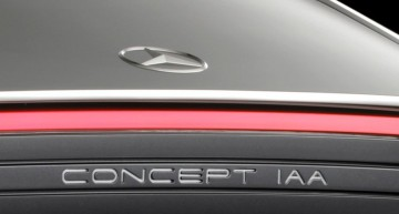 Be prepared! The Mercedes-Benz IAA Concept is on its way!