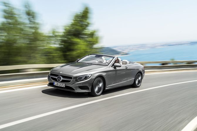 How many videos are too many? Here is the Mercedes-Benz S-Class Cabrio trailer