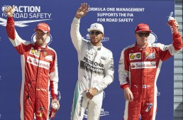 GP Italy qualifying: Hamilton is in command ahead of the Ferrari squad