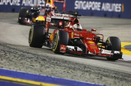 Singapore F1: Vettel wins, Ricciardo and Raikkonen round up the podium