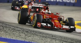 Singapore F1: Vettel wins, Ricciardo and Raikkonen round up the podium