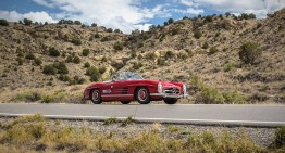 Mercedes-Benz classics shine at the Colorado Grand