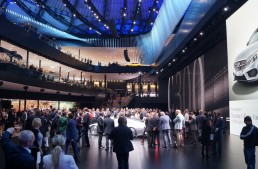 LIVE@IAA: Live tour of the Mercedes-Benz stand at IAA 2015