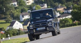 2015 Mercedes-AMG G 63 Edition 463 already driven