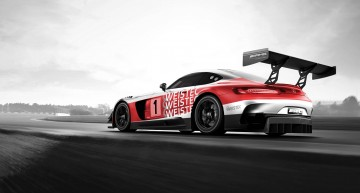 Mercedes-AMG GT3 set to race in the US Pirelli World Challenge series