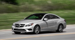 Mercedes-Benz E 400 4Matic Coupe shines in Car&Driver test