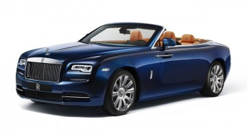 Rolls-Royce Dawn plans to upstage the S-Class Cabrio in Frankfurt
