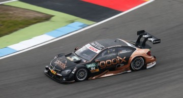 Original Teile Mercedes-AMG team is the 2015 DTM champion