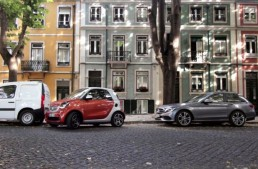 The smart effect – Cars shrink to help you park