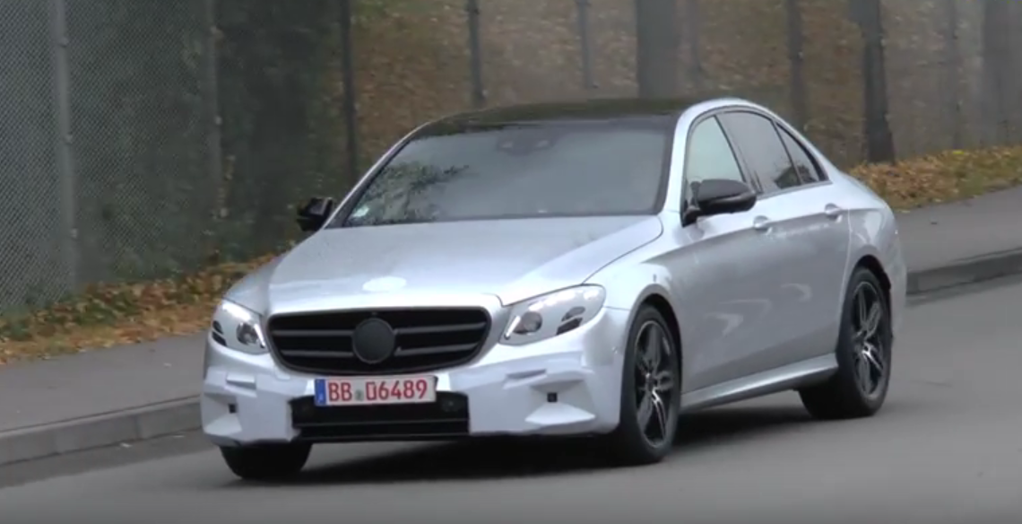 2017 Mercedes E-Class video reveals all design secrets