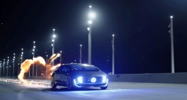 Back to the Future – Mercedes-Benz F015 Luxury in Motion new TV ads
