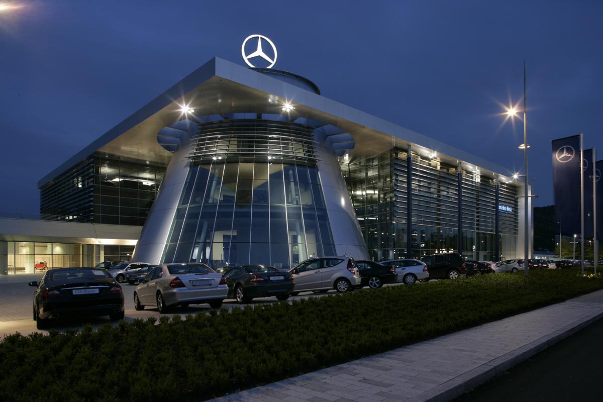 A Chance For A Better Life Daimler Offers Internship