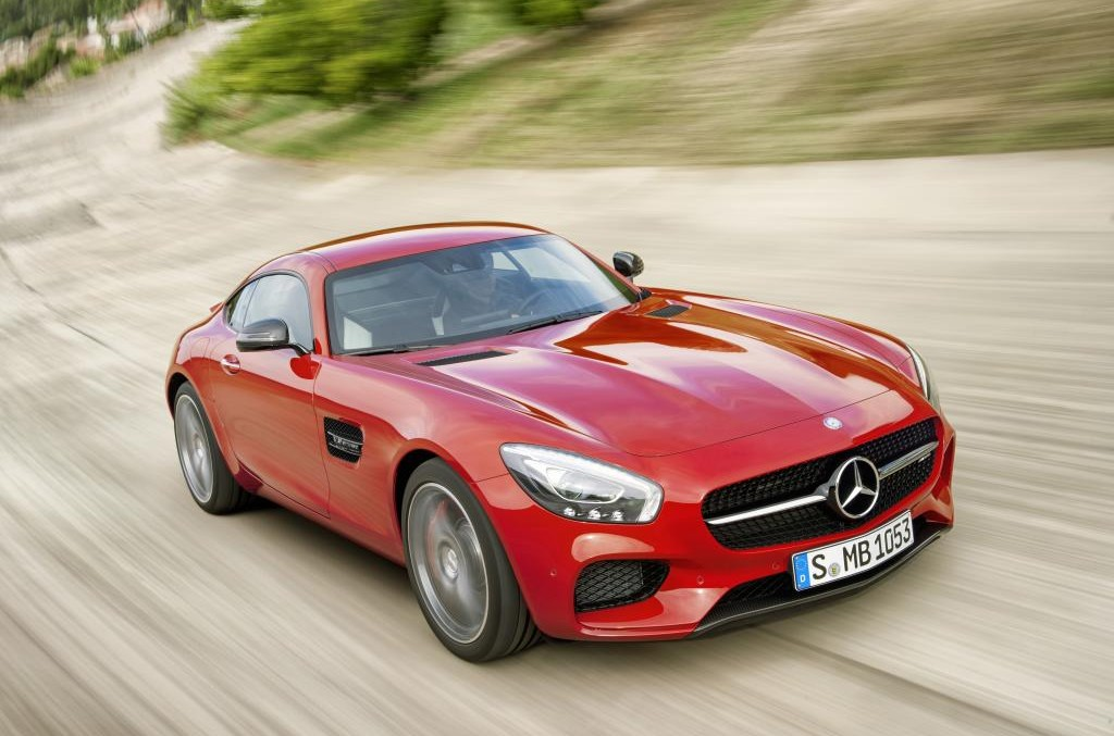 Mercedes-Benz pulls out another hat-trick and wins readers' awards