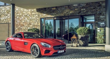 Mercedes-AMG – the shuttle service for the Kempinski Hotels