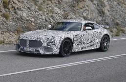 Street legal Mercedes-AMG GT3 revealed – new spy pics