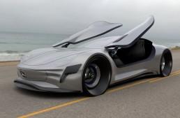 The future is now – Mercedes-Benz SLPURE Concept