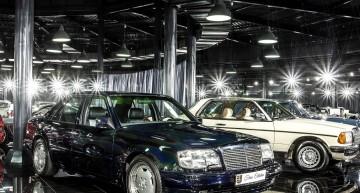 Exclusive: Mercedes-Benz E 60 AMG from Tiriac Collection