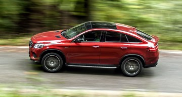Best November ever! Mercedes-Benz SUVs and compacts sell best