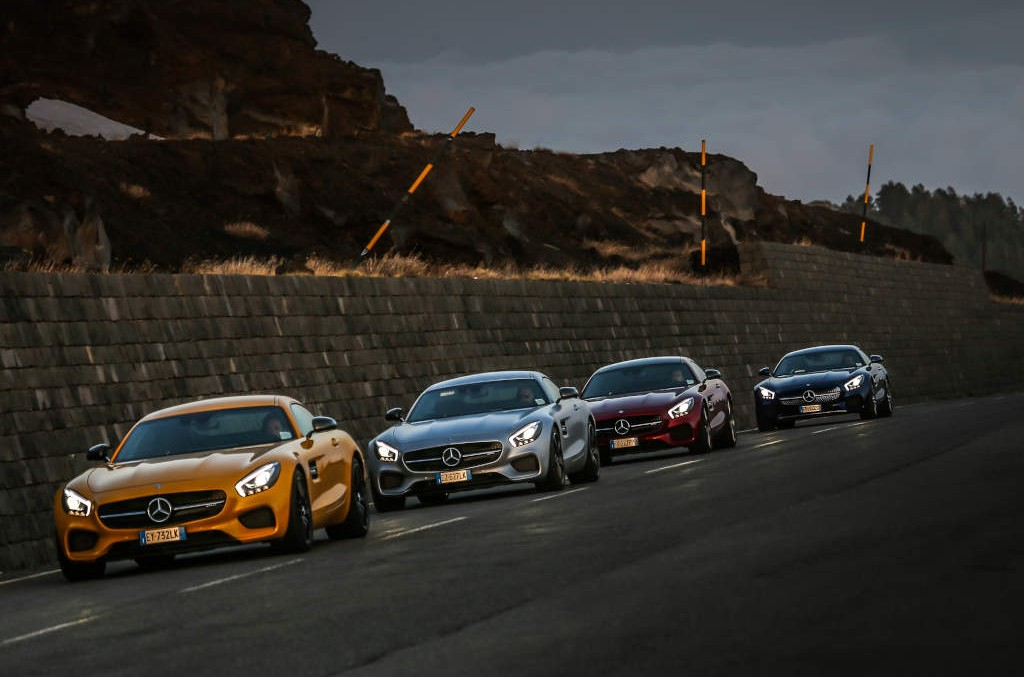 Where eagles dare – Driving the Mercedes-AMG GT S along Passo dello Stelvio