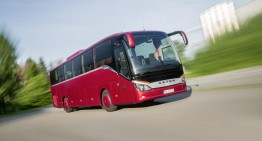 Setra picks up four awards at Busworld Trade Show