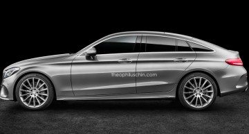 Baby CLS renders make us dream of a BMW 4 Series GC killer