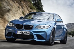 BMW M2 is old school fun. Mercedes should watch its back
