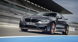 500 hp BMW M4 GTS gives the Mercedes-AMG C 63 S a run for its money