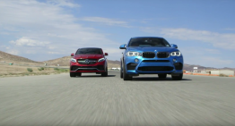 Jonny Lieberman pokes at the Mercedes-AMG GLE 63 S Coupe and X6 M in ironic review