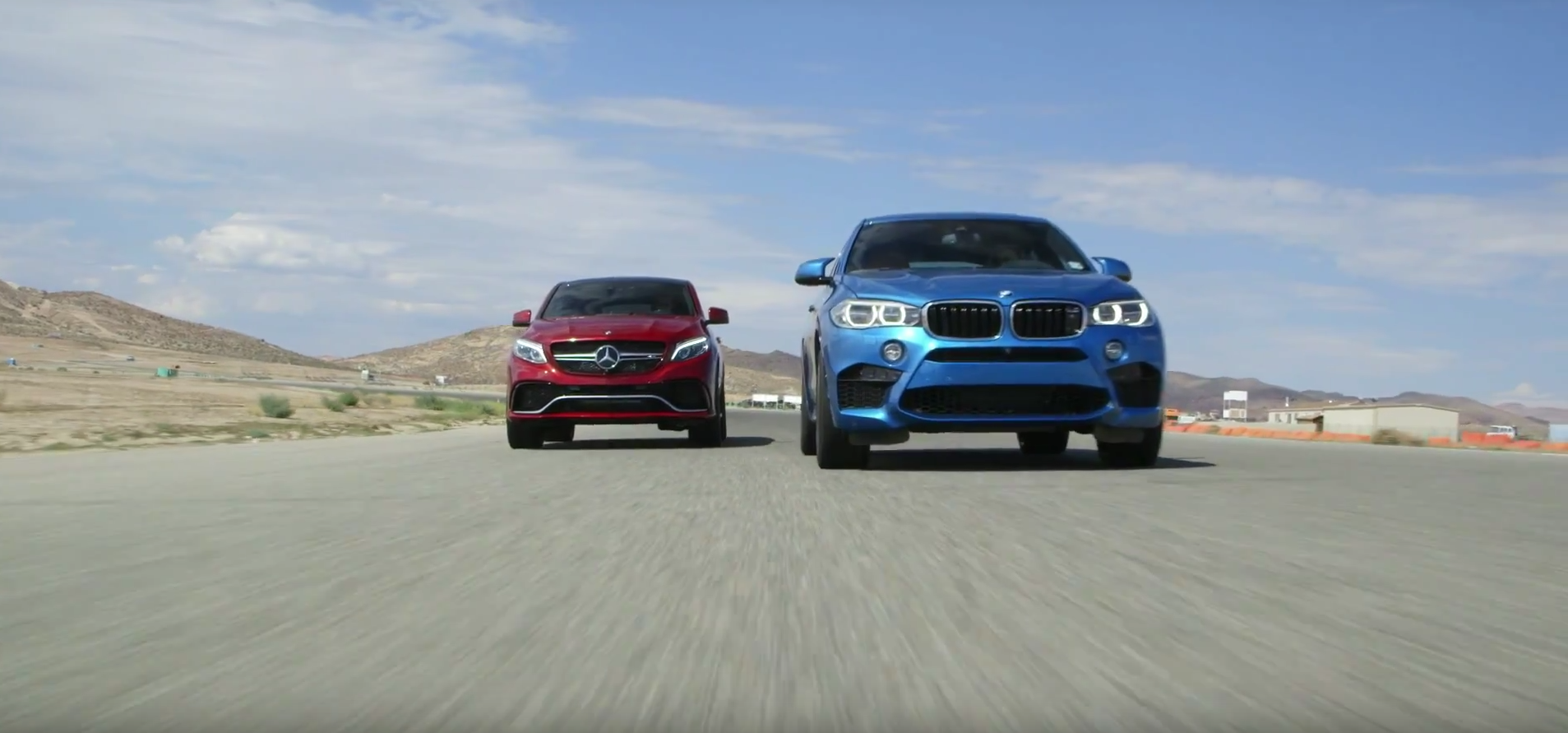Jonny Lieberman Pokes At The Mercedes Amg Gle 63 S Coupe And X6 M In Ironic Review Mercedesblog