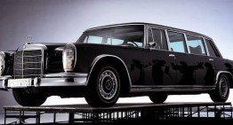 Why the Mercedes-Benz 600 is the best Mercedes in history