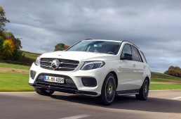 Rocket SUV. Mercedes GLE 450 AMG officialy revealed