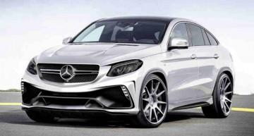 Mercedes-AMG GLE 63 Coupe tuned by Guru Tuning – A new SUV species