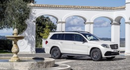 Mercedes-Benz GLS production kicks-off in Tuscaloosa