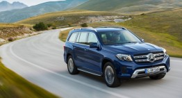2017 Mercedes-Benz GLS is here – the S-Class of the SUVs