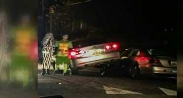 Beetlejuice involved in hit-and-run crash