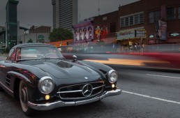 The paradise of gullwings – 300 SL automobiles, all in one place