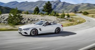 Next gen Mercedes-Benz SL is set to get a soft top, 4 seats and an 800-horsepower version