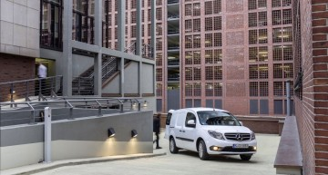 Mercedes is planning a new electric Citan developed with Renault