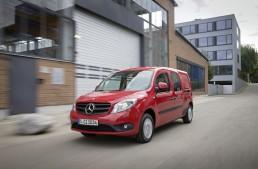 Upgrade for Mercedes-Benz Citan