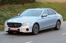 2017 Mercedes E-Class Detroit debut confirmed by design chief Wagener