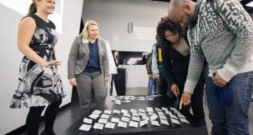 40 refugees start the internship at Daimler