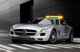 Mercedes-Benz keeps motorsports safe. Coolest safety cars ever made