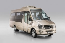 A Mercedes van for every need. TecForum conversions for Sprinter, Vito and Citan